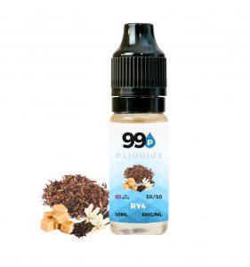 RY4 Tobacco E Liquid